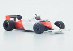 SPARK McLaren MP4-1C #7 John Watson 5th German GP 1983