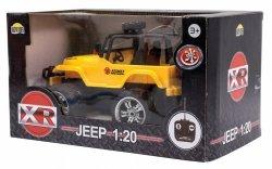 Samochód Jeep 1:20 na radio, pakiet