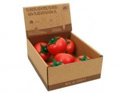 Pomidory drewniane display, 6 sztuk