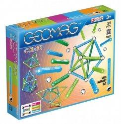 Geomag Klocki magnetyczne Color 35 elementów