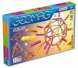 Geomag Klocki magnetyczne Color 127 elementów