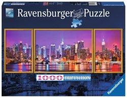Ravensburger 1000 elementów New York Tryptyk