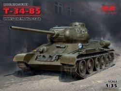 Icm T34-85 WWII Sowiecki czołg średni