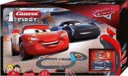 Carrera FIRST Disney Cars 3 - 2,9m