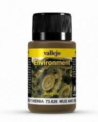 Vallejo Environment- Efekt trawy i błota 40 ml