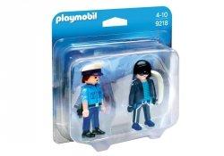 Duo Pack Policjant i złoodziej 9218