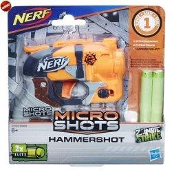 Hasbro Nerf Microshots Hammershot