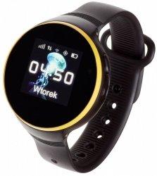 Garett Electronics Smartwatch zegarek Kids Smile czarny