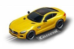 Carrera Auto GO!!! Mercedes-A MG GT Coupe solarbeam