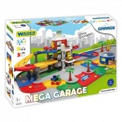 Garaż Mega z windą 3 poziomy