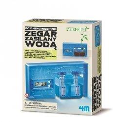 Zestaw naukowy Zegar zasilany wodą