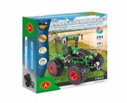Alexander Zestaw konstrukcyjny Mały Konstruktor Maszyn Rolnych - Fred