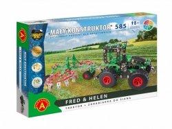 Alexander Zestaw konstrukcyjny Mały Konstruktor Maszyn Rolnych - Fred & Helen