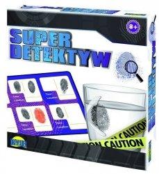 Dromader Zestaw edukacyjny Odcisk palca - Super Detektyw