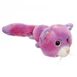 Beppe Pluszak Kot Chealse leżący 16 cm różowy