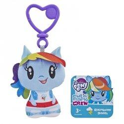 Hasbro Breloczek pluszak My Little Pony Rainbow Dash