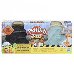 Hasbro Masa plastyczna Play-Doh Wheels Cement i bruk