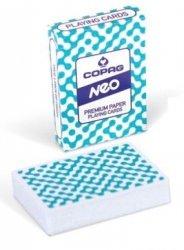 Cartamundi Karty Copag-Neo Ekspozytor 12 sztuk - po 4 sztuki z 3 rodzajów