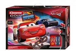 Carrera Tor wyścigowy GO!!! Disney-Pixar Auta - Neonowe noce 5,3m