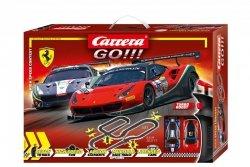 Carrera Tor wyścigowy GO!!! High Speed Contest 8,6m