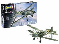 Revell Model plastikowy Bucker BU131 Jungmann