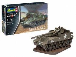 Revell Model plastikowy M40 G.M.C.