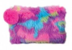 Stnux Saszetka kolorowe futro