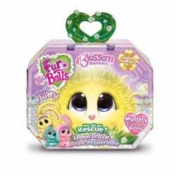 Tm Toys Maskotka Fur Balls Blossom Bunnies
