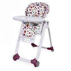 Chicco Krzesełko Polly Progres5 4 koła Cherry
