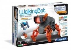 Clementoni Zestaw konstrukcyjny Walking Bot Chodzący robot