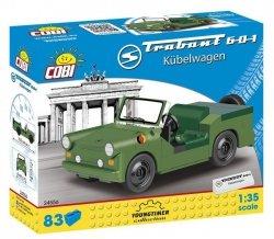 Cobi Klocki Klocki Auta Trabant 601 Kubelwagen