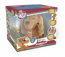 Tm Toys Interaktywny Piesek Lucy Sing&Dance