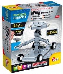 Liscianigiochi Robot Odkrywca Hi-Tech