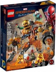 LEGO Polska Klocki Super Heroes Bitwa z Molten Manem