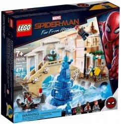 LEGO Polska Klocki Super Heroes Atak Hydro-Mana