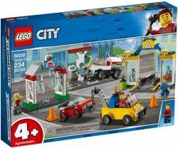 LEGO Polska Klocki City Centrum motoryzacyjne