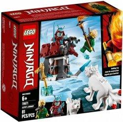 LEGO Polska Klocki Ninjago Podróż Lloyda