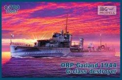 Ibg Model plastikowy ORP Garland 1944 G-class Niszczyciel