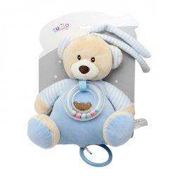 Axiom Pozytywka New Baby Miś 18 cm