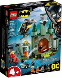 LEGO Polska Klocki Super Heroes Batman i ucieczka Jokera