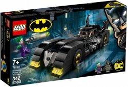 LEGO Polska Klocki Super Heroes Batmobile: w pogoni za Jokerem
