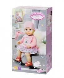 Zapf Lalka Baby Annabell Mała lalka z ubrankiem, zestaw