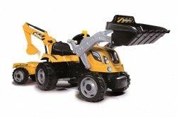 Smoby Jeździk Traktor Builder Max
