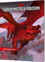 Rebel Dodatek do gry Dungeons&Dragons: Ekran Mistrza Podziemi
