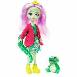 Mattel Lalka Enchantimals i zwierzątko FCC62/GFN55