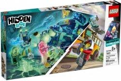 LEGO Polska Klocki Hidden Side Autobus Duchozwalczacz 3000