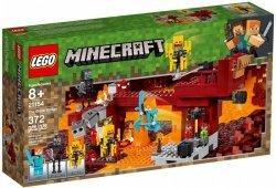 LEGO Polska Klocki Minecraft Most płomyków