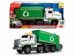 Dickie Pojazd City Wielki wóz recyklingowy 55 cm