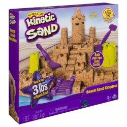 Piasek kinetyczny KINETIC SAND Zamek na plaży, zestaw