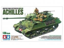 Tamiya Model plastikowy Czołg Destroyer M10 II C SP Achilles
